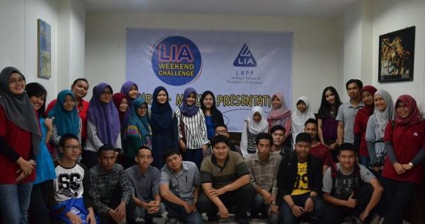 LIA Weekend Challenge 2015